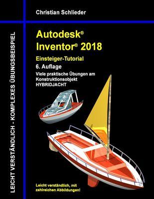 Autodesk Inventor 2018 - Einsteiger-Tutorial Hybridjacht