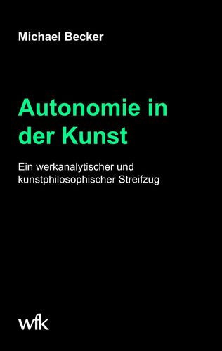 Autonomie in der Kunst