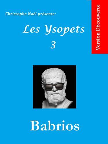 Babrios (Fables)