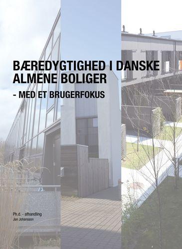 Bæredygtighed i danske almene boliger - med et brugerfokus