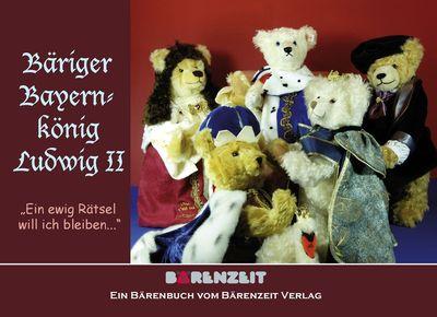 Bäriger Bayernkönig Ludwig II