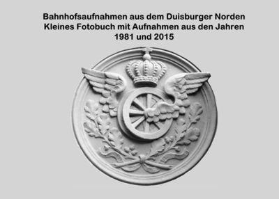 Bahnhofsaufnahmen aus dem Duisburger Norden