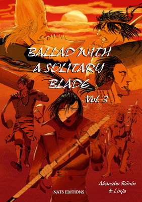 Ballad With A Solitary Blade Vol. 3
