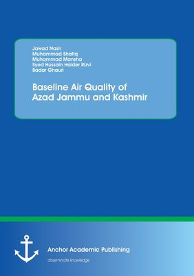 Baseline Air Quality of Azad Jammu and Kashmir