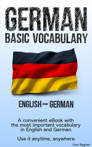Basic Vocabulary English - German