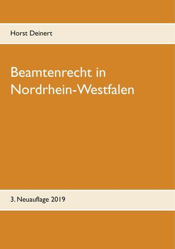 Beamtenrecht in Nordrhein-Westfalen