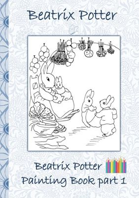 Beatrix Potter Painting Book Part 1