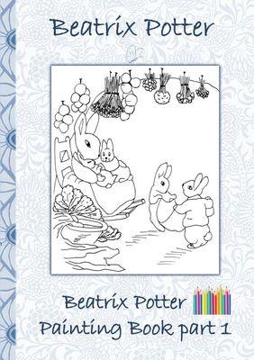 Beatrix Potter Painting Book Part 1