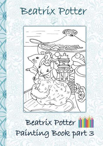 Beatrix Potter Painting Book Part 3 ( Peter Rabbit )