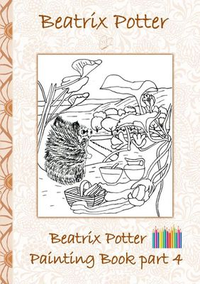 Beatrix Potter Painting Book Part 4 ( Peter Rabbit )