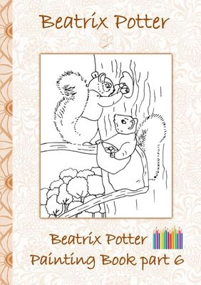 Beatrix Potter Painting Book Part 6 ( Peter Rabbit )
