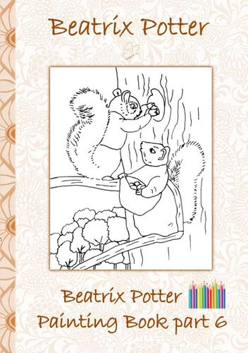Beatrix Potter Painting Book Part 6 ( Peter Rabbit )