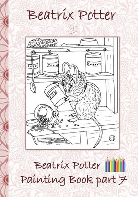 Beatrix Potter Painting Book Part 7 ( Peter Rabbit )