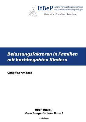 Belastungsfaktoren in Familien mit hochbegabten Kindern