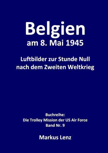Belgien am 8. Mai 1945