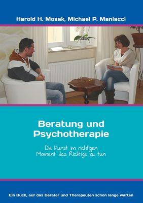 Beratung und Psychotherapie