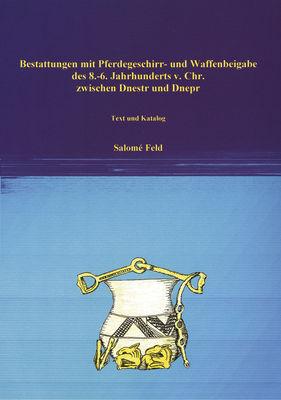 Bestattungen mit Pferdegeschirr u. Waffenbeigabe des 8.-6. Jhd's v. Chr. zwischen ...