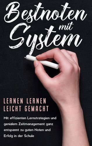Bestnoten mit System - Lernen lernen leicht gemacht: Mit effizienten Lernstrategien und genialem Zeitmanagement ganz entspannt zu guten Noten und Erfolg in der Schule