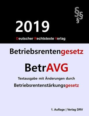 Betriebsrentengesetz - BetrAVG