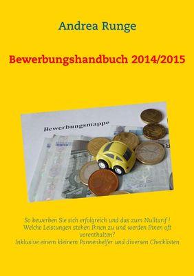 Bewerbungshandbuch 2014/2015