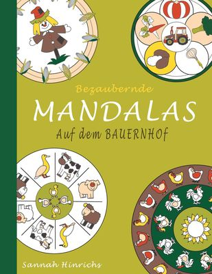 Bezaubernde Mandalas - Auf dem Bauernhof