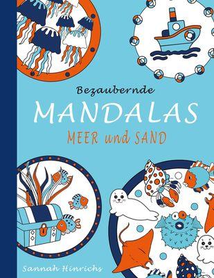 Bezaubernde Mandalas - Meer und Sand