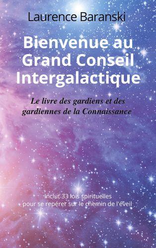 Bienvenue au Grand Conseil Intergalactique