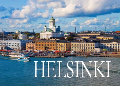 Bildband Helsinki