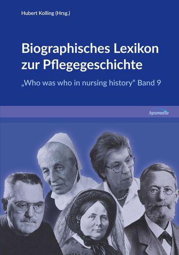 Biographisches Lexikon  zur Pflegegeschichte