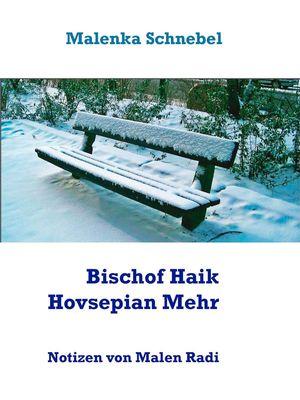 Bischof Haik Hovsepian Mehr