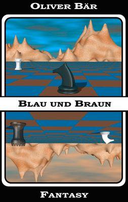 Blau und Braun