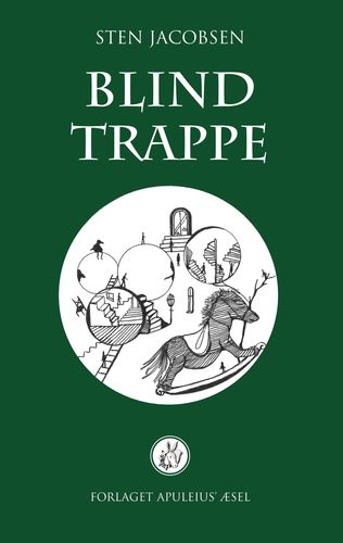 Blind trappe