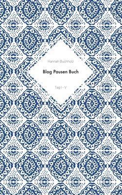 Blog Pausen Buch