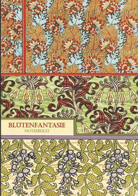 Blütenfantasie Notizbuch