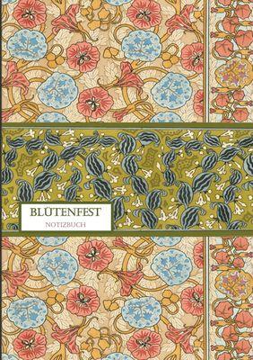 Blütenfest Notizbuch