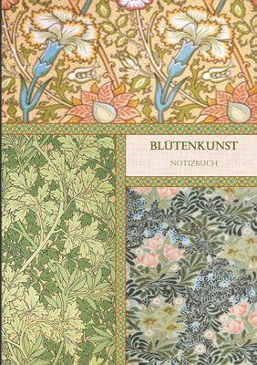 Blütenkunst Notizbuch