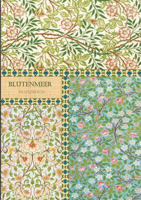 Blütenmeer Notizbuch