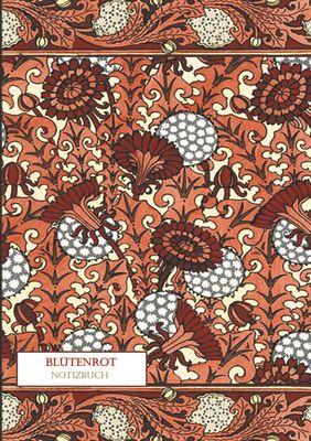 Blütenrot Notizbuch