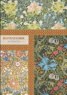 Blütenzauber Notizbuch