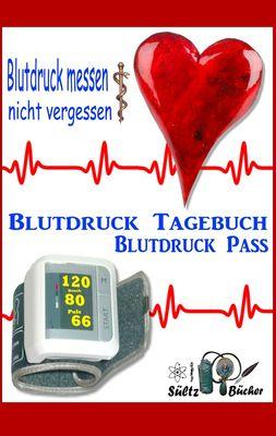 Blutdruck-Pass - Blutdruck-Tagebuch