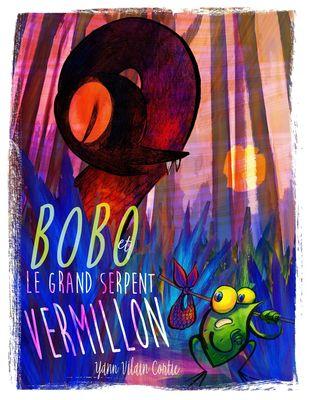 Bobo et le Grand serpent vermillon