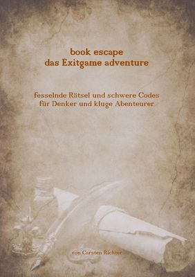 Book escape - das Exitgame adventure