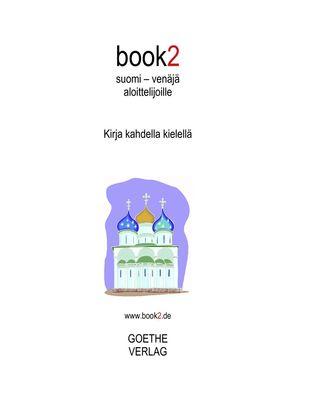 book2 suomi - venäjä aloittelijoille