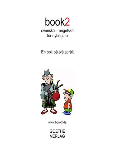 book2 svenska - engelska för nybörjare