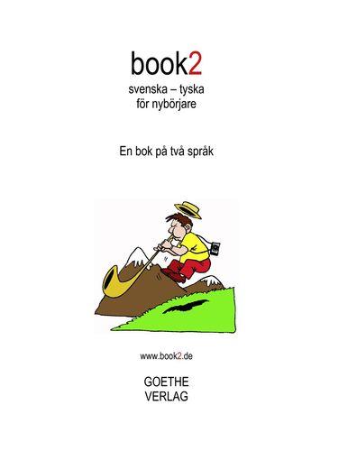 book2 svenska - tyska  för nybörjare