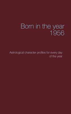 Born in the year 1956