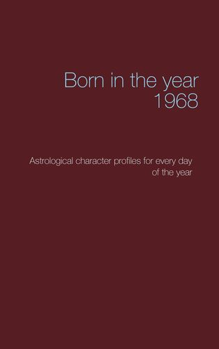 Born in the year 1968