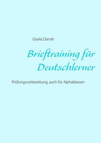 Brieftraining für Deutschlerner