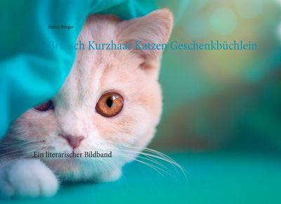 Britisch Kurzhaar Katzen Geschenkbüchlein
