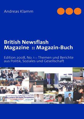 British Newsflash Magazine  :: Magazin-Buch